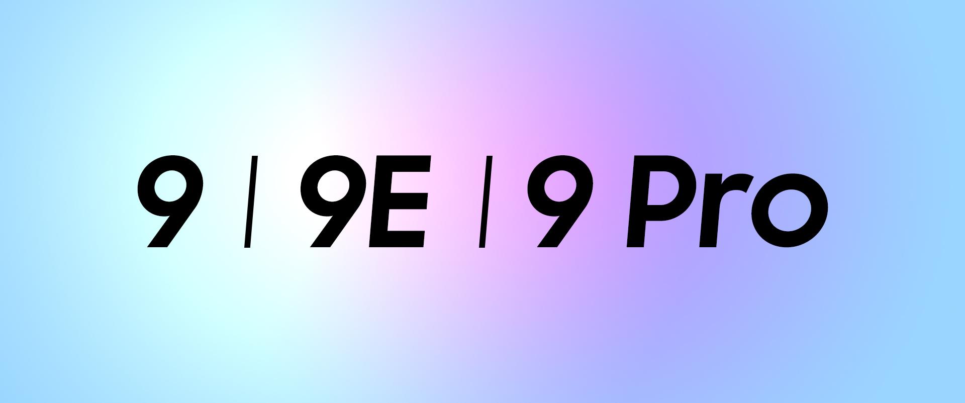 OnePlus 9E OnePlus 9 Pro