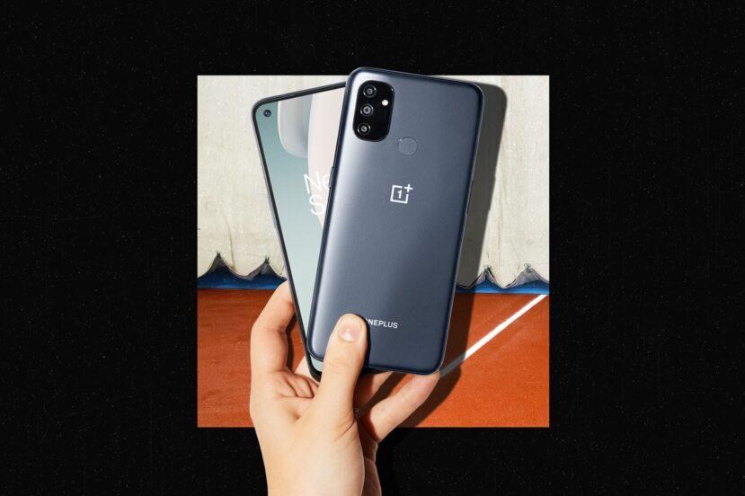 smartfon OnePlus Nord N100 smartphone