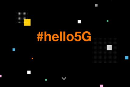 Orange 5G logo