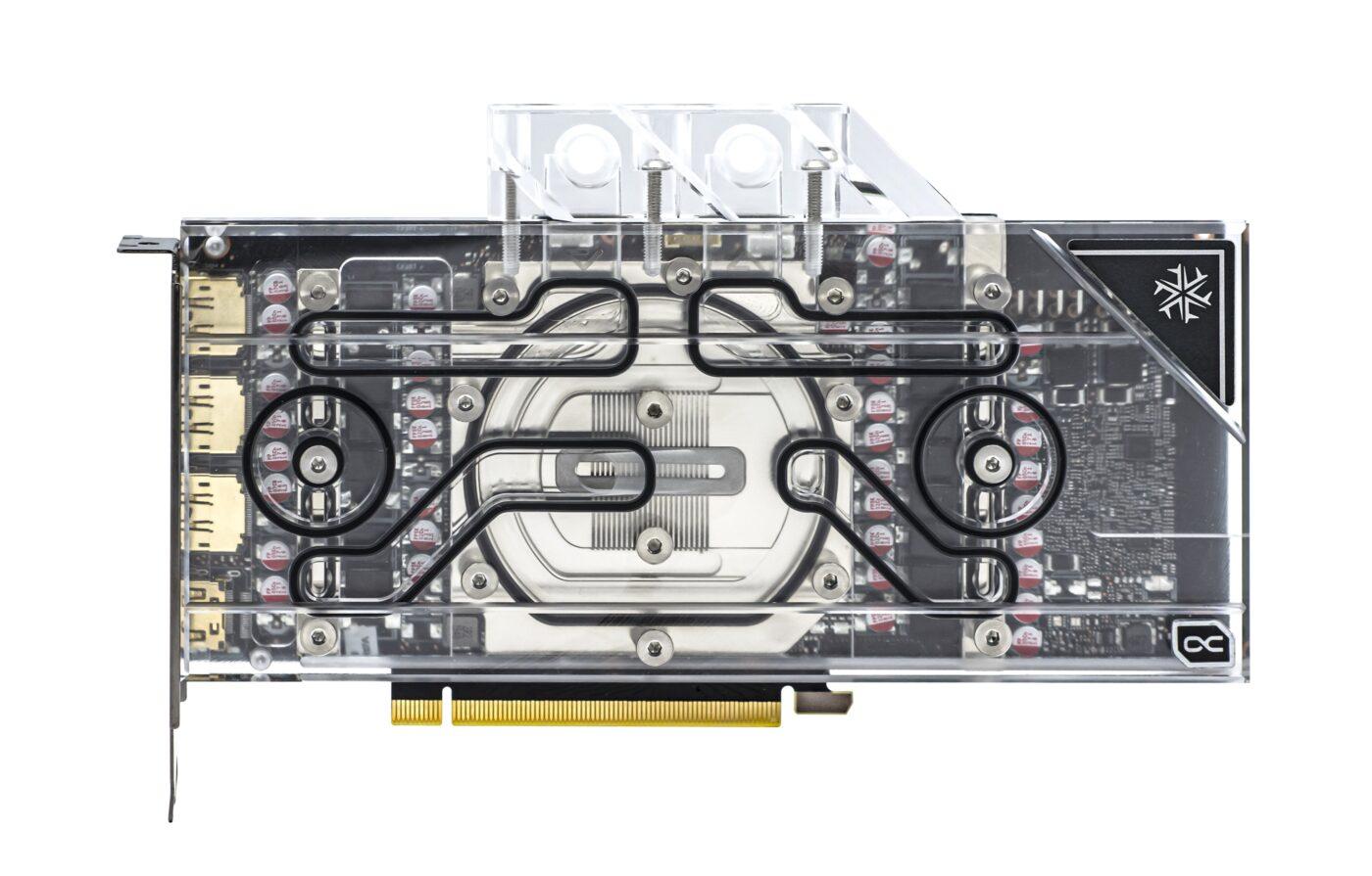 Inno3D prezentuje pierwsze na świecie RTX-y 3080 i 3090 chłodzone wodą
