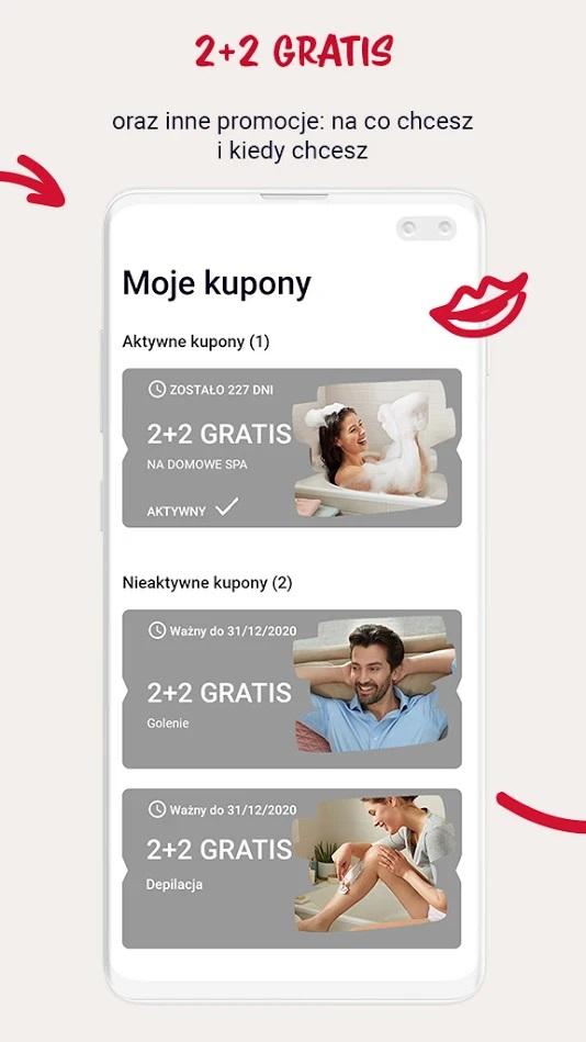 aplikacja Rossmann kupony