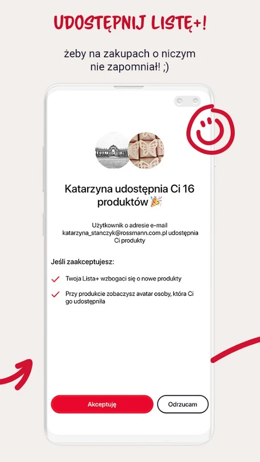 aplikacja Rossmann