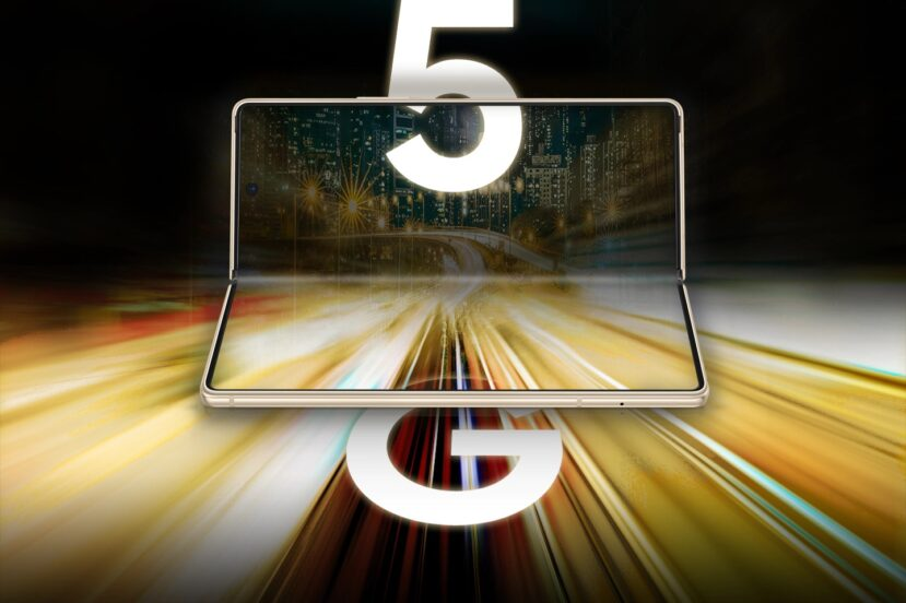 smartfon Samsung W21 5G smartphone