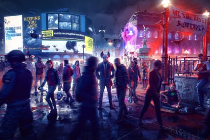 Watch Dogs Legion Ray Tracing Xbox Series S