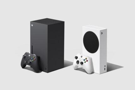 Xbox Series X i Xbox Series S