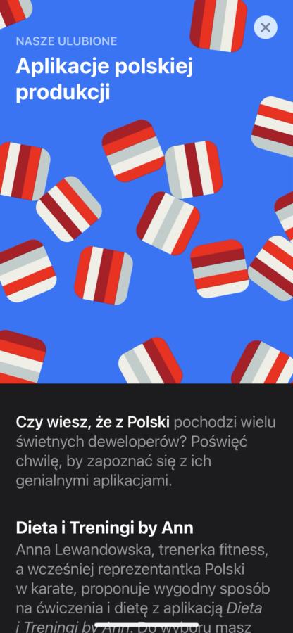Apple i Google świętują Narodowe Święto Niepodległości
