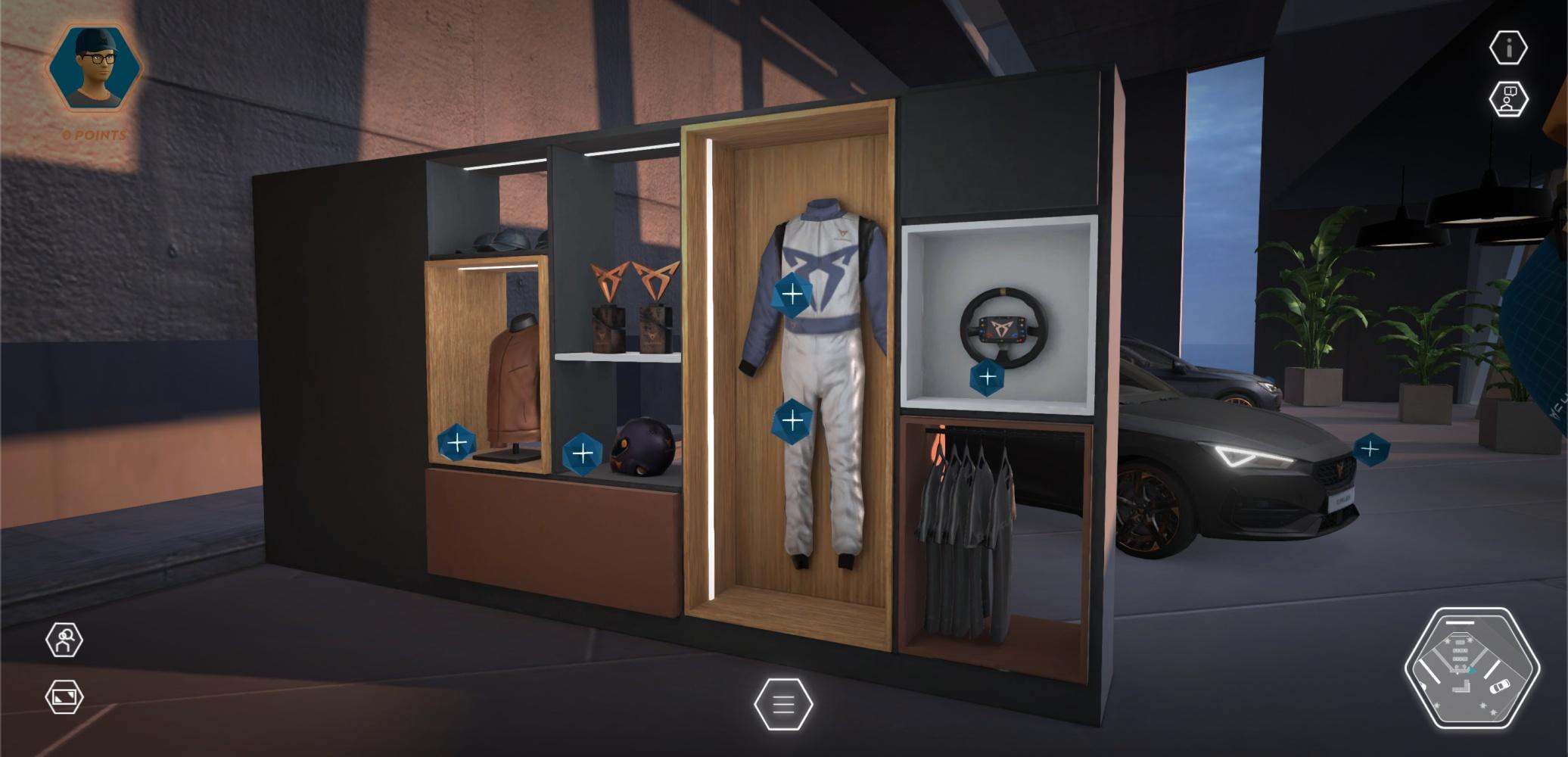 CUPRA e-Garage