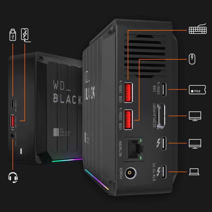 Western Digital prezentuje swoje nowe produkty skierowane dla graczy