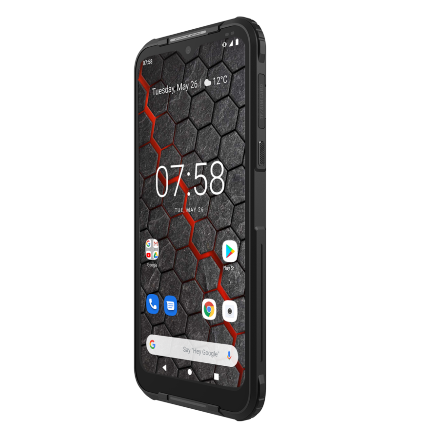 Wytrzymały smartfon z e-SIM? Proszę bardzo: Hammer Blade 3