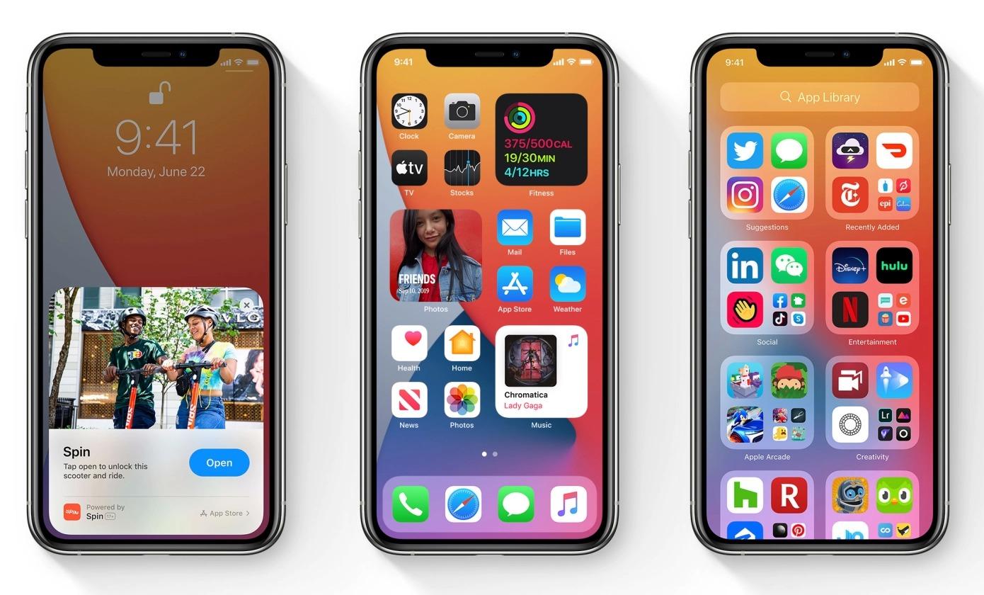 Imponujące, jak wiele iPhone'ów działa już na iOS 14!