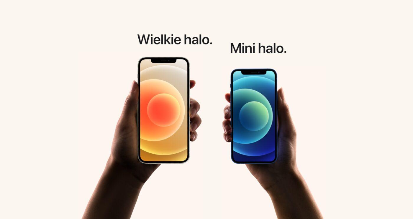 smartfon iPhone 12 Mini smartphone