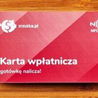 karta wpłatnicza zrzutka.pl