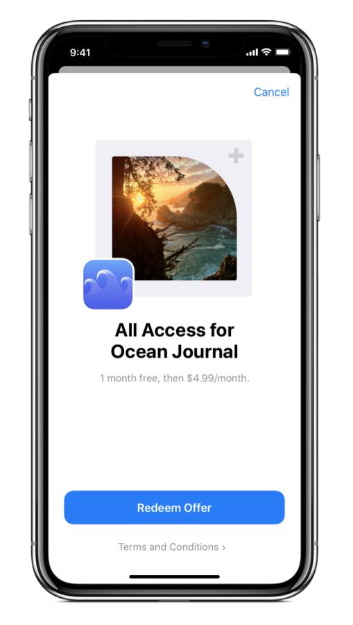 Kody na subskrypcje Apple iOS iPadOS 14