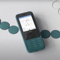 telefon Nokia 6300 4G feature phone
