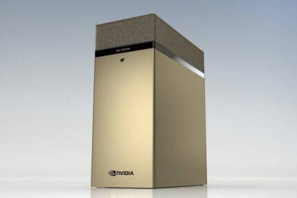 DGX Station A100 nowy superkomputer Nvidii. Zjada twojego PC na śniadanie