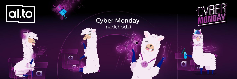 promocja Cyber Monday 2020 al.to