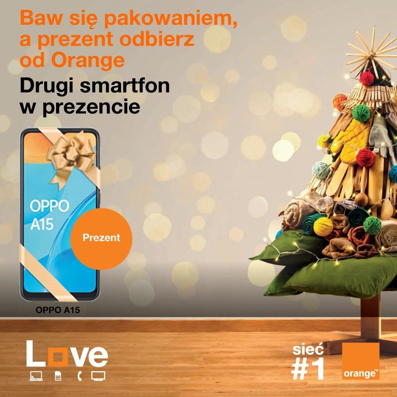 promocja Orange Boże Narodzenie 2020