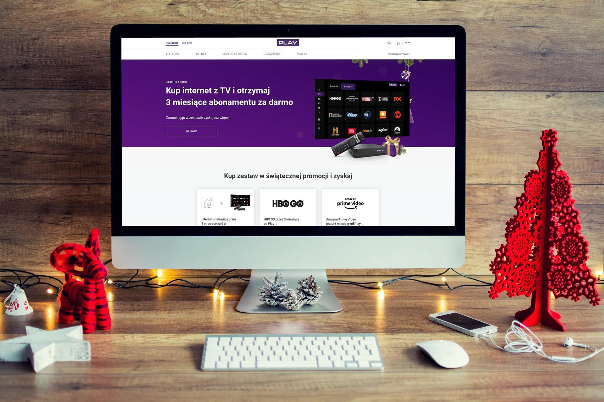Play promocja oferta Boże Narodzenie 2020