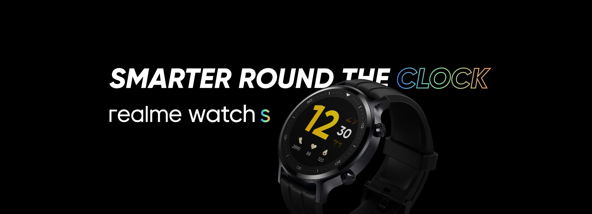 realme Watch S smartwatch