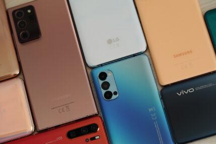 smartfony smartphones
