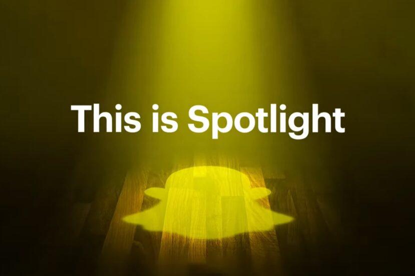 Snapchat przeznacza milion dolarów dziennie dla najlepszych twórców Spotlight
