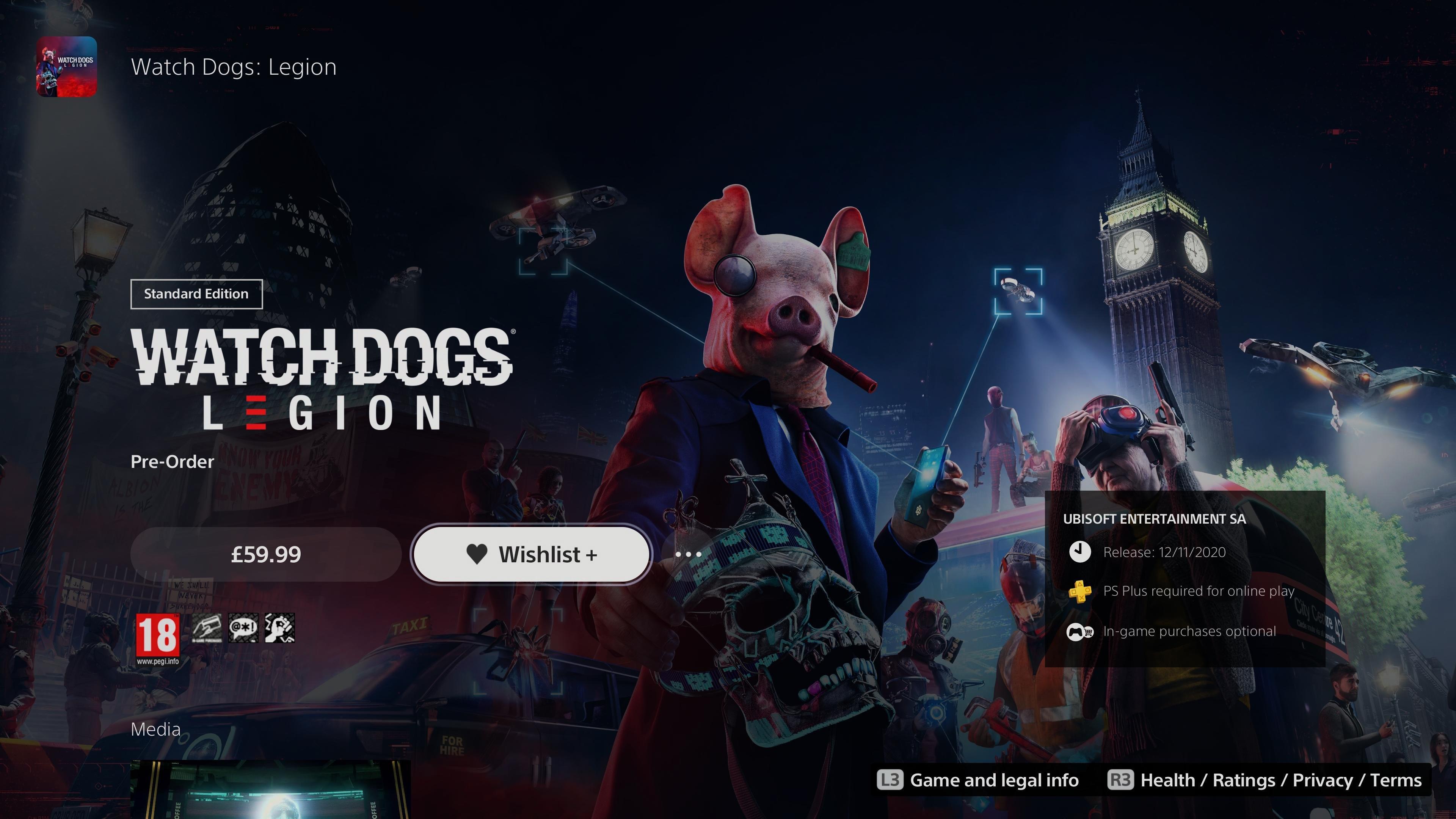 PlayStation Store - lista życzeń