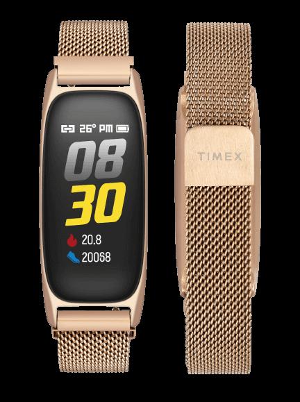 Huami zrobiło smartband dla Timexa. Zero własnego charakteru