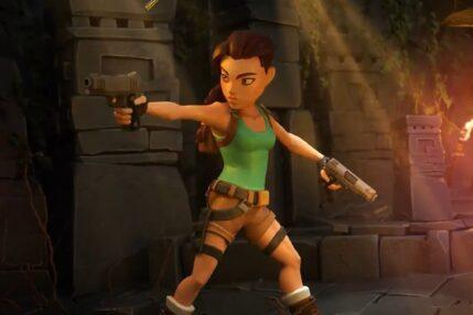 Nadchodzi kolejna gra mobilna z Larą Croft. Zobacz pierwszy trailer Tomb Raider Reloaded
