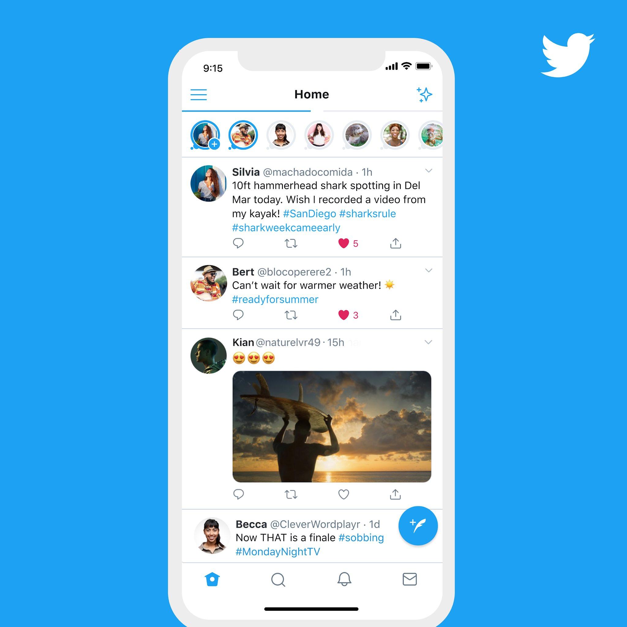 Twitter testuje cofanie wpisów, czyli rewolucja, której miało nie być