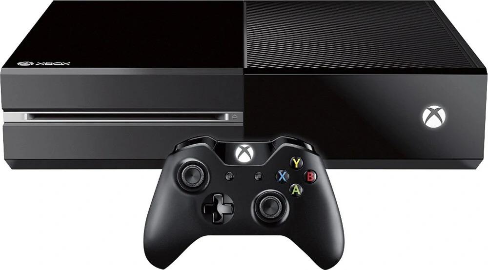 Microsoft Xbox One z Microsoft Pluton