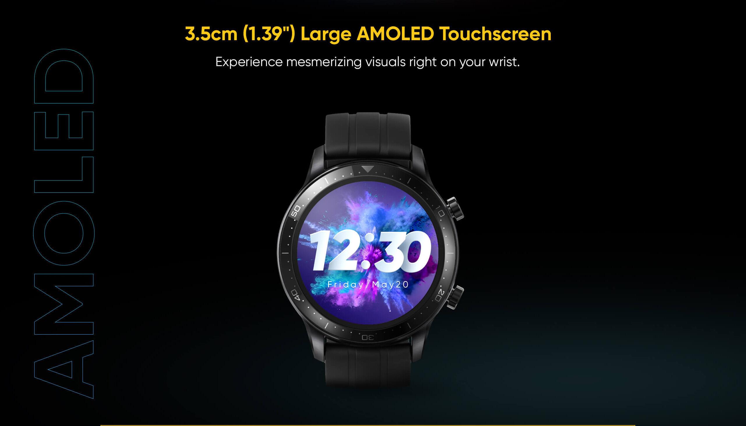realme Watch S Pro (fot. realme)