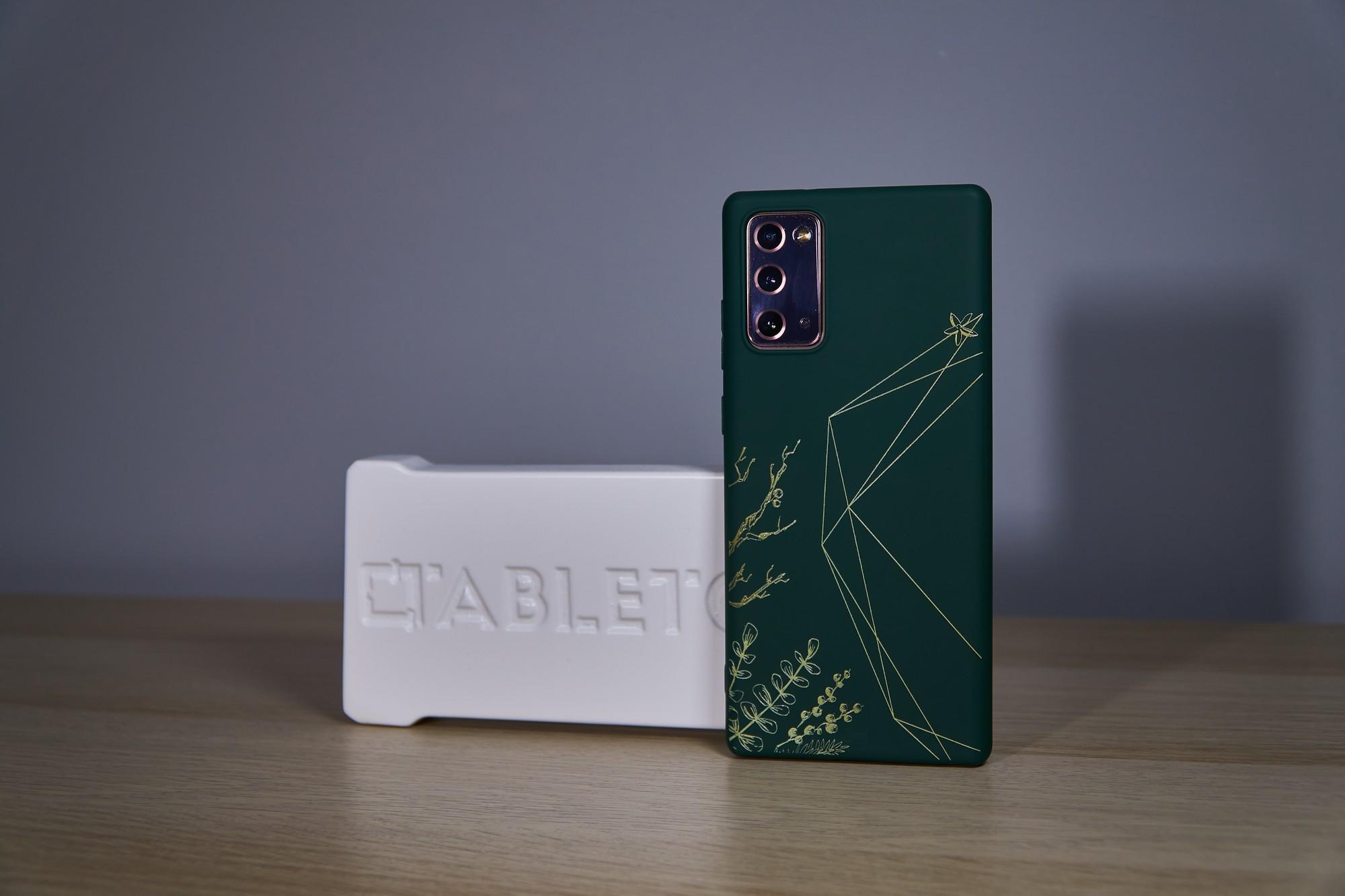 3mk Matt Case Winter Edition na Galaxy Note 20