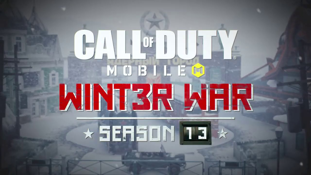 Call of Duty Mobile Winter War 13 Sezon
