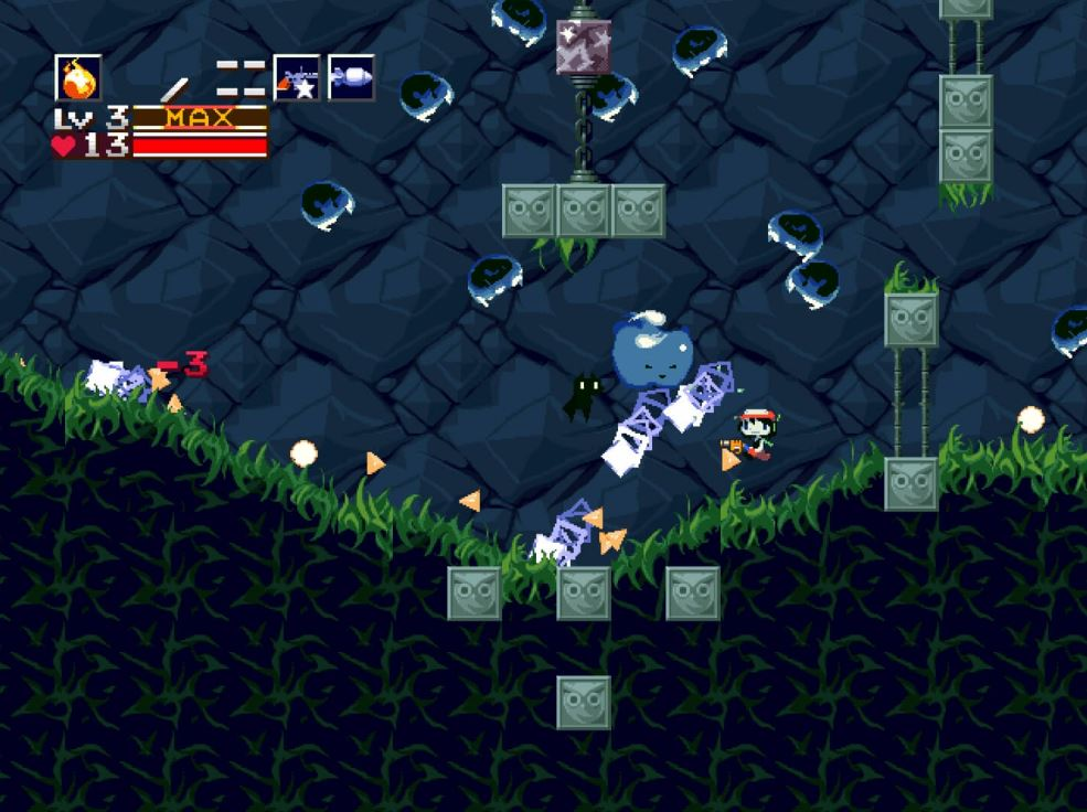 Cave Story+ Epic Game Store
