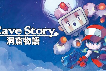 Cave Story+ Epic Games Store