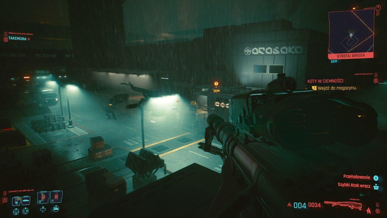 Cyberpunk 2077 Recenzja Xbox Series S