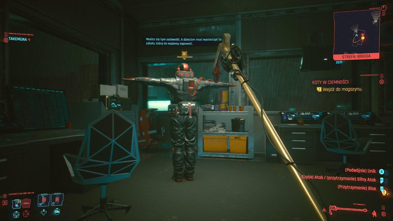 Aktualizacja 1.2 do Cyberpunk 2077 pojawi się później niż zapowiadano