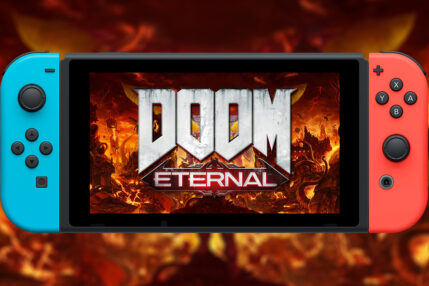 Doom Eternal Recenzja Nintendo Switch