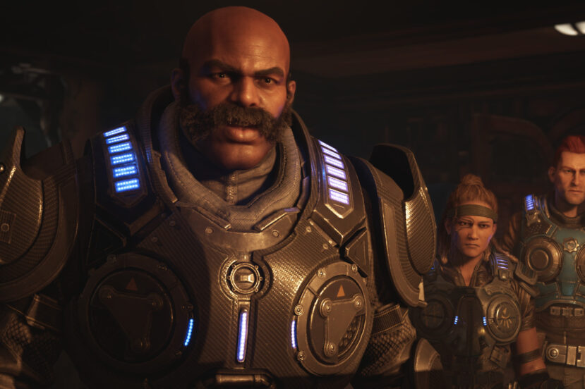 Gears 5 Hivebusters Sylwester