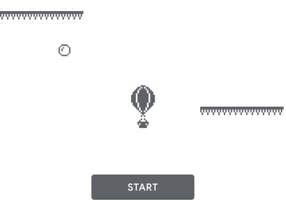 Hot Air Ballon (źródło: Android Police)