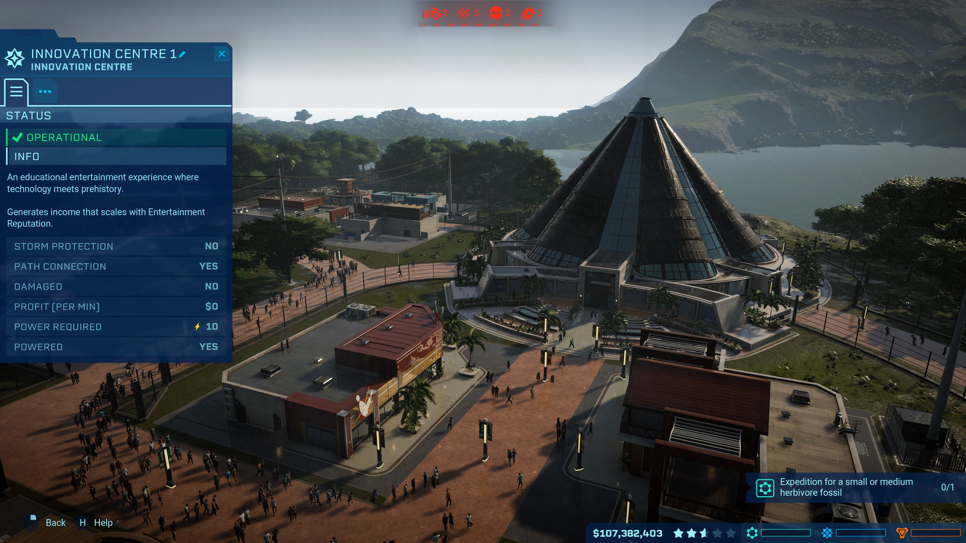 Jurassic World Evolution za darmo w Epic Games Store