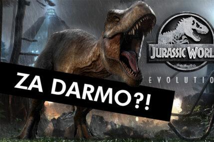 Jurassic World Evolution za darmo w Epic Games Store