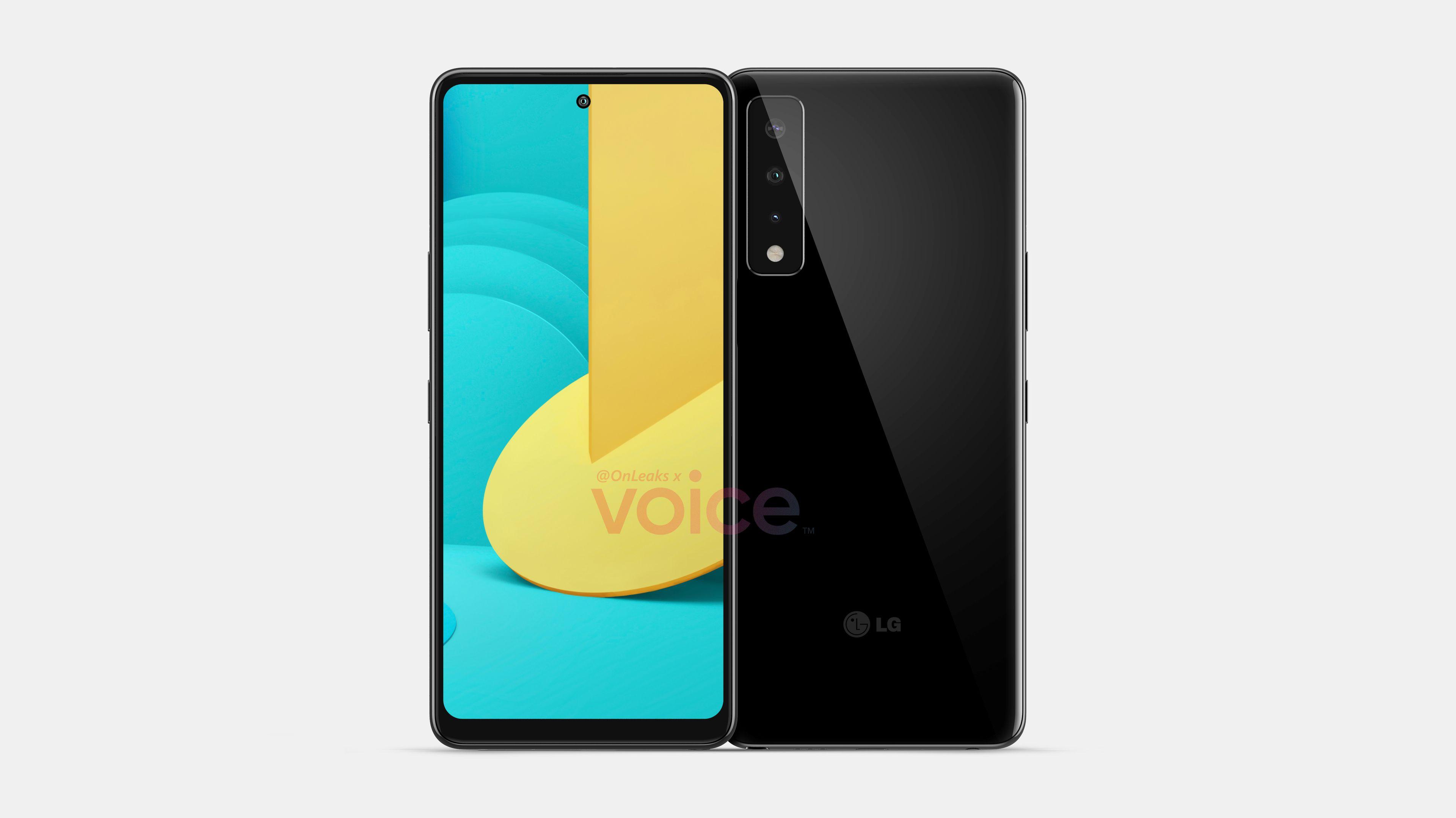 smartfon LG Stylo 7 5G smartphone