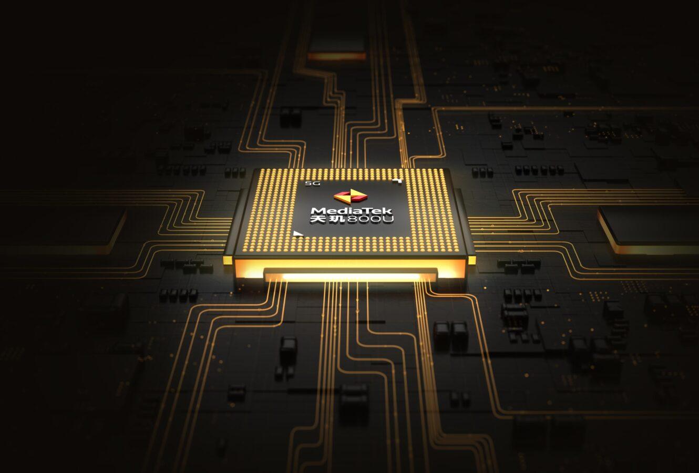 procesor MediaTek Dimensity 800U processor