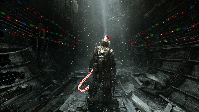 Metro 2033 za darmo Epic Games Store