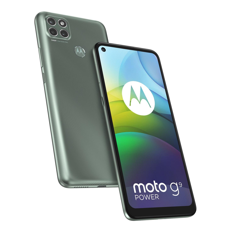 smartfon Motorola Moto G9 Power smartphone