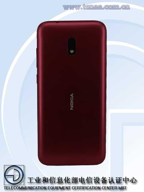 smartfon Nokia TA-1335 smartphone TENAA