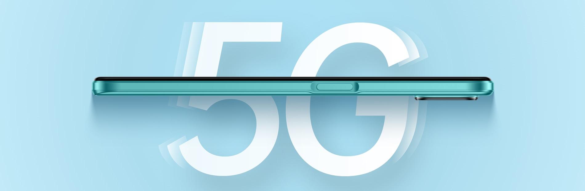 smartfon Oppo A53 5G smartphone