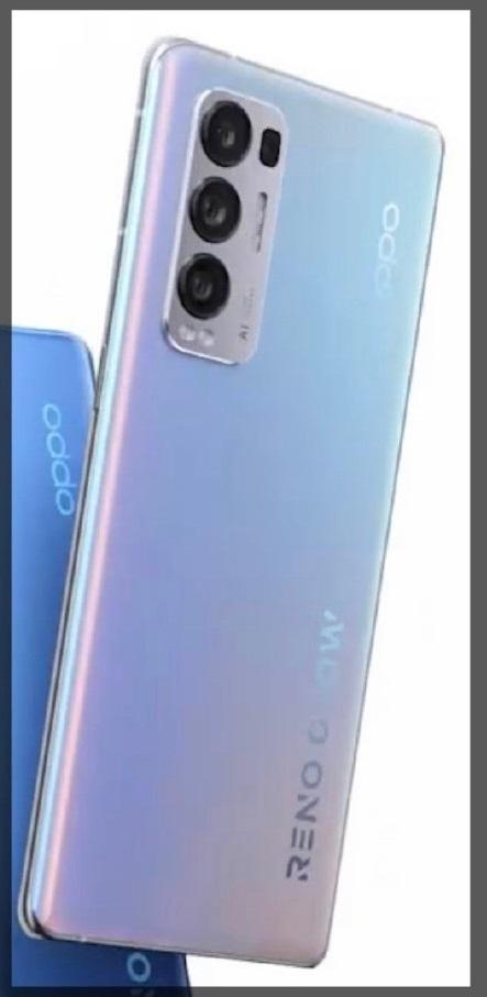 smartfon Oppo Reno 5 Pro Plus 5G smartphone