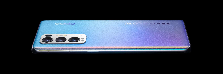 smartfon Oppo Reno 5 Pro+ smartphone